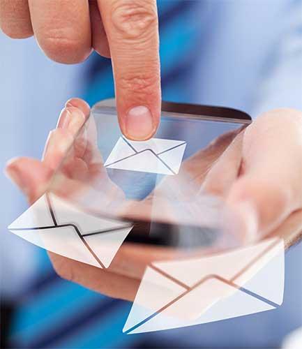 Courrier recommandé électronique : solutions pour l'envoi et la réception