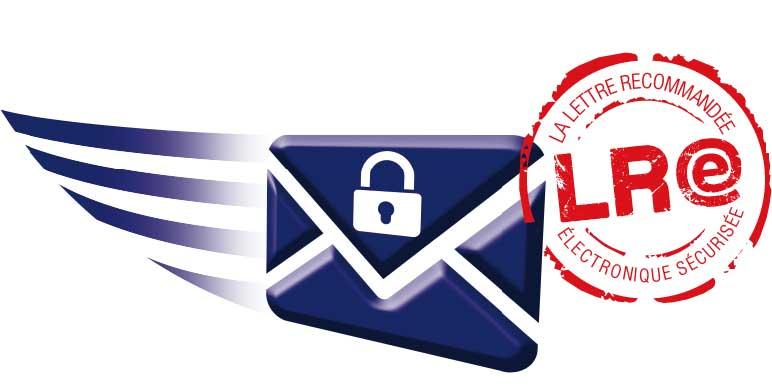 La lettre recommandée électronique sécurisée par Paragon
